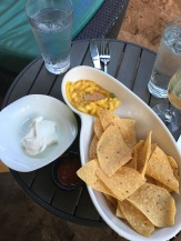 Chips with Spicy Mango Salsa